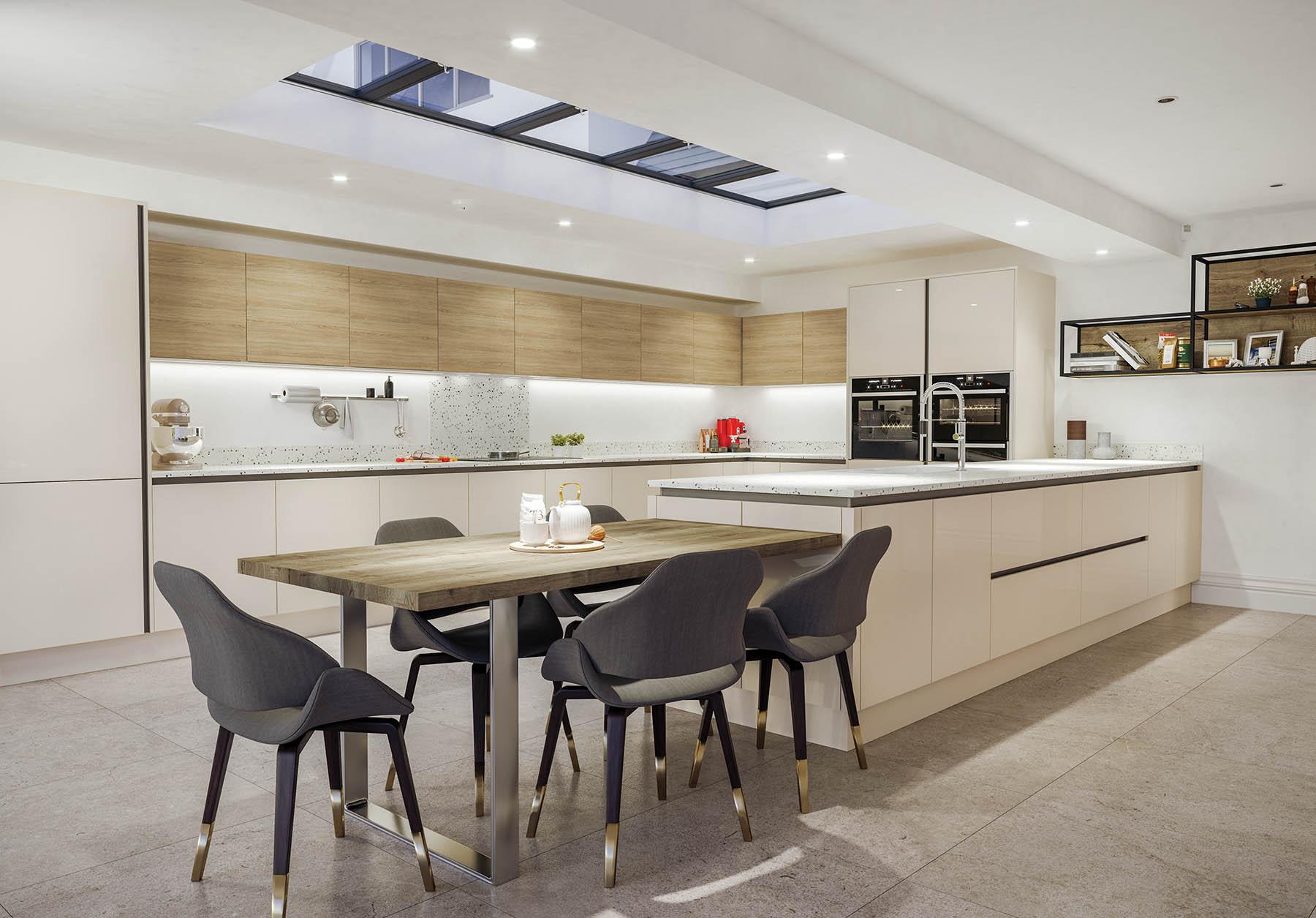 mala collection - cloud 9 installs | modern kitchen design