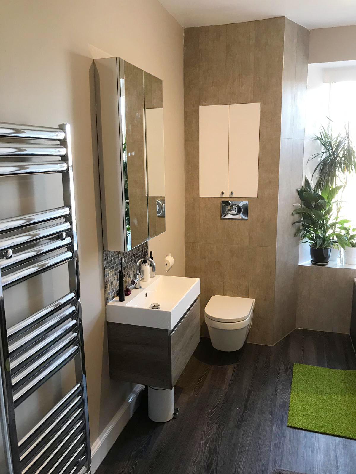 Bathroom in Murrayfield, Edinburgh  Luxury Bathroom Installation